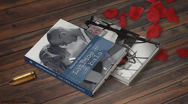 Novelas de la escritora