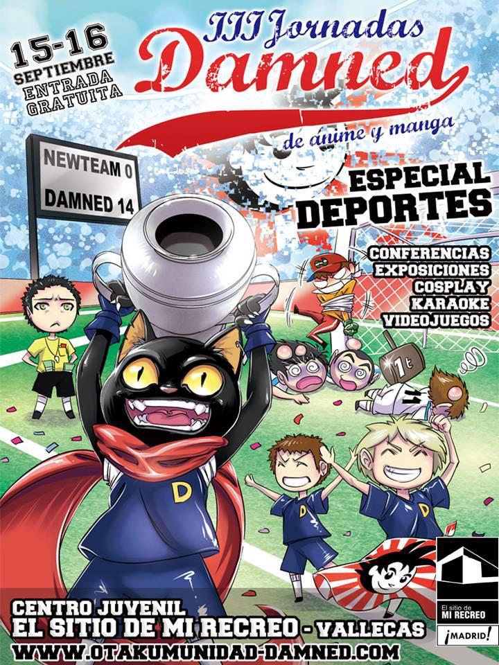 III Jornadas Anime Damned