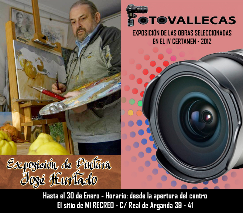 Exposiciones - Pintura y Fotografía - El sitio de MI RECREO