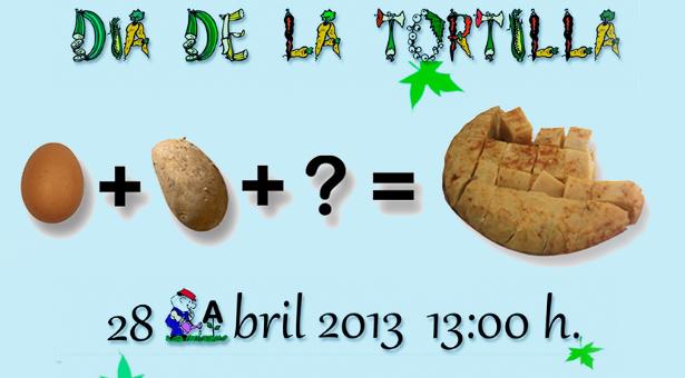 Día de la Tortilla en el Huerto de la Villa