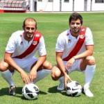 Jordi Amat y Alejandro Gálvez