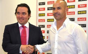 Paco Jémez nuevo entrenador del Rayo Vallecano