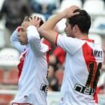Derrota ante el Valladolid 1-2