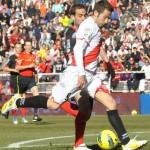 Gol de Raúl Tamudo a pase de Piti