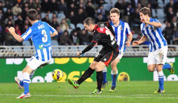 Real Sociedad 4 - Rayo Vallecano 0