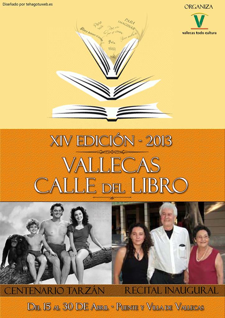 XIV Edición - Vallecas Calle del Libro - 2013