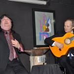 Cancanilla de Malaga y a la guitarra Juan Antonio Muñoz