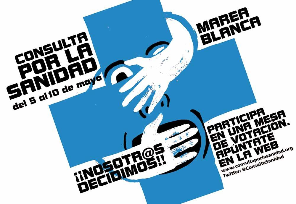 Consulta por la Sanidad Pública en Vallecas - 5 al 10 de Mayo