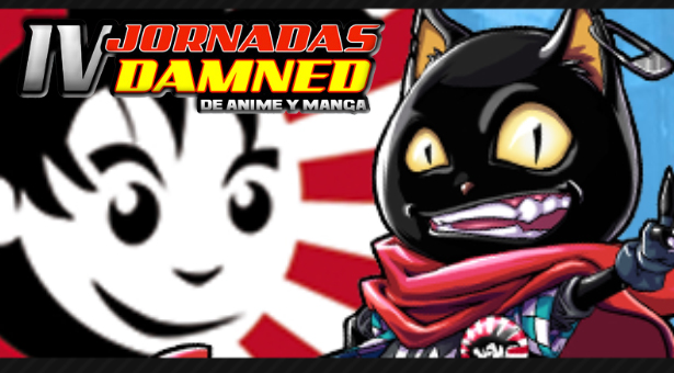 IV Jornada Damned de Anime y Manga en Villa de Vallecas