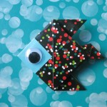 Pez de origami