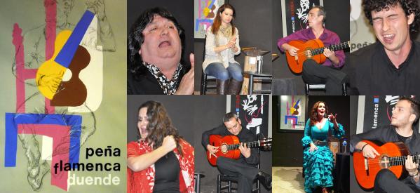 Viernes de Arte Flamenco con la Peña Duende