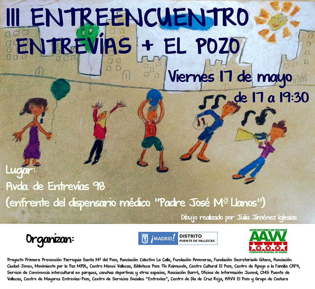 III Encuentro Entrevías + El pozo