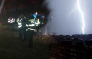 Un varón herido grave tras ser alcanzado por un rayo en Vallecas