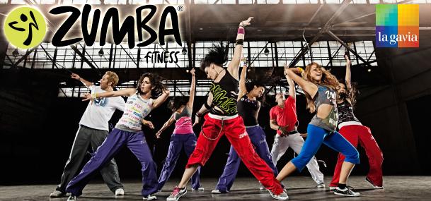 Master Class Zumba Fitness en la Gavia