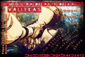 XV Muestra de Arte de Kalle del Pueblo de Vallekas