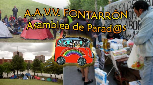 Fontarrón contra el paro – Asamblea de Parad@s de Fontarrón