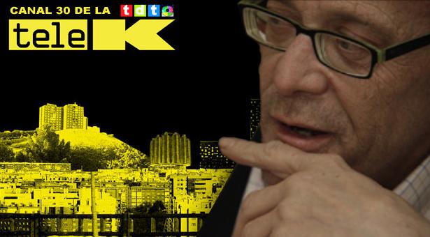 Nino Olmeda, nuevo presidente de Tele K