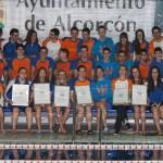 Campeonato de España de mayores, celebrado en Alcorcón, nuestros chavales obtuvieron 7 medallas de oro, 6 Plata y 10 Bronce