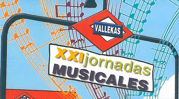 LLegan las XXI Jornadas Musicales de Vallekas