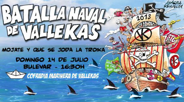 Batalla Naval 2013