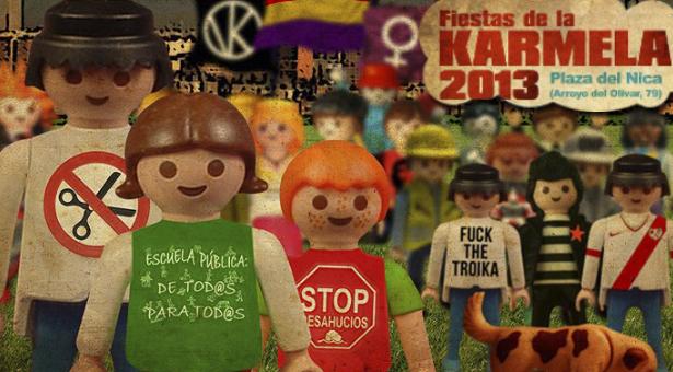 Fiestas de la Karmela 2013