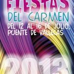 Fiestas del Carmen 2013 Vallecas - Pág. 01