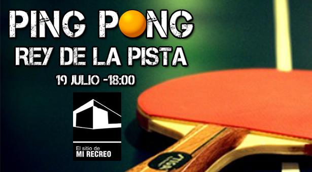 Ping Pong - Rey de la pista en