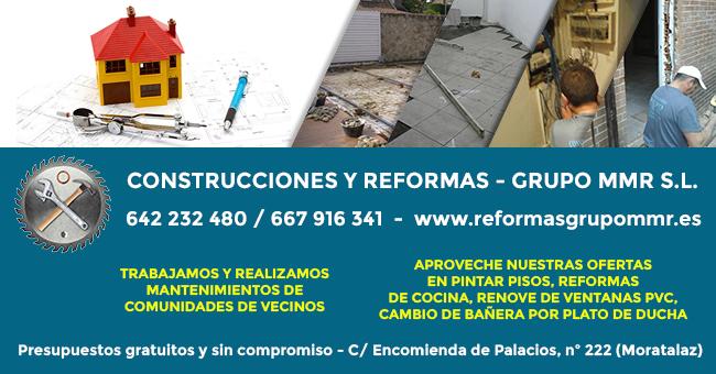Construcciones y Reformas Grupo MMR