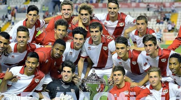 El Rayo vence en los penaltis en el III Trofeo de Vallecas