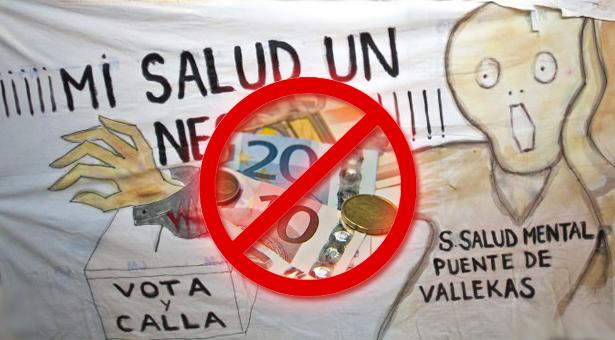 En Vallecas continúan sus esfuerzos por evitar la privatización de la Sanidad Pública
