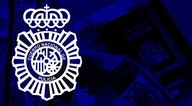 Dos detenidos por hurtos de documentación y tarjetas