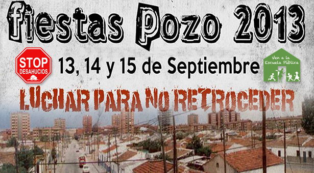 Fiestas del Pozo 2013