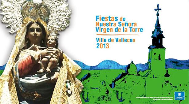 Fiestas de Villa de Vallecas - Nuestra Señora Virgen de la Torre (Actualizada)