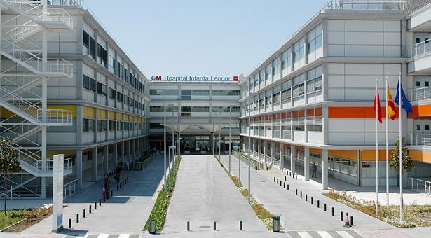 El Hospital Infanta Leonor recibe a una nueva promoción de alumnos de Medicina
