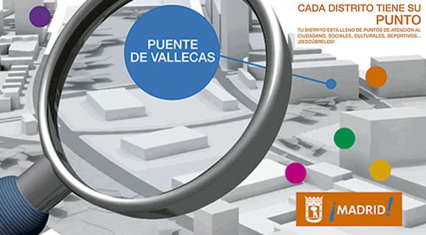 Información del distrito de Puente de Vallecas