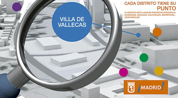 Información del distrito de Villa de Vallecas