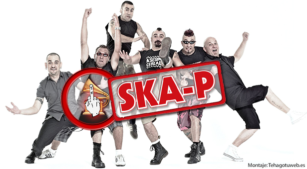 SKA-P rechaza su nominación a los Grammy Latinos