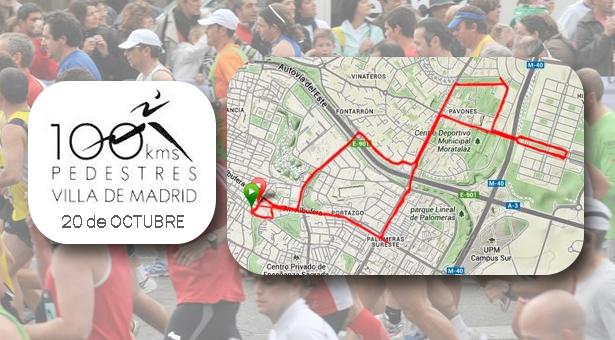 100Km Pedestres Villa de Madrid (Vallecas y Moratalaz)