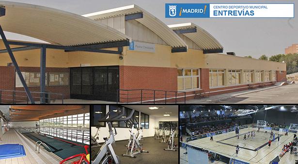 C.D.M Entrevías – Renovación del centro, actividades deportivas y eventos