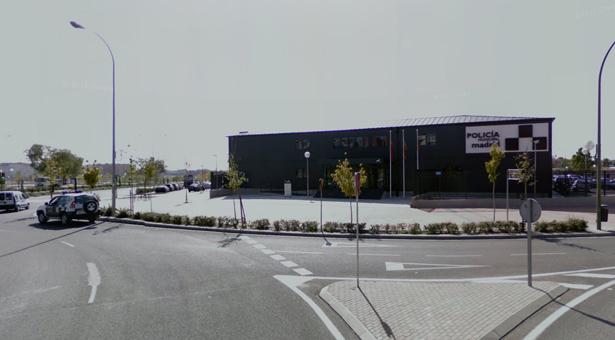 Policía Municipal. Unidad Integral de Distrito Villa de Vallecas