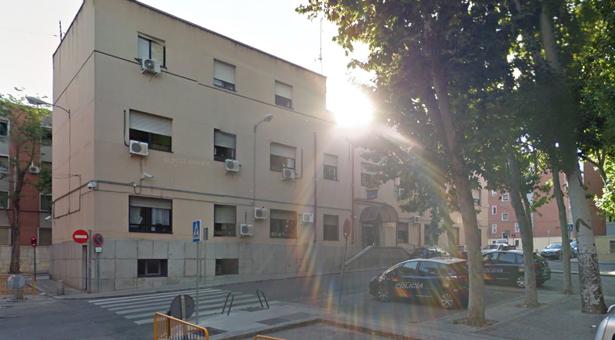 Comisaría de Policía Madrid (Puente de Vallecas)