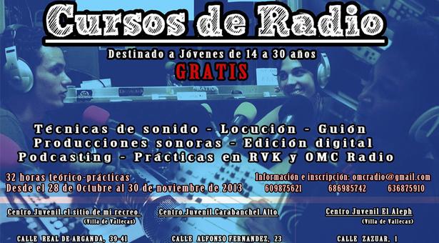Curso de Radio gratuito - RVK y OMC