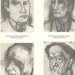 Retratos de Álvaro Delgado