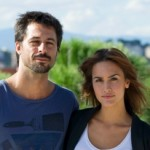Hugo Silva y Megan Montaner en el Mirador
