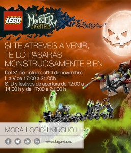Halloween Monster Fighters de LEGO