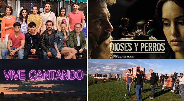 Vallecas como escenario de rodaje para la Televisión y el Cine