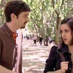 Roco y Gorca Otxoa en Peña Gorbea
