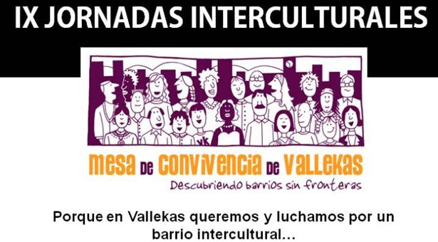 Continúan este fin de semana las actividades de la IX Jornadas Interculturales de Vallecas
