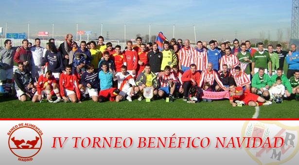 IV Torneo Benéfico de Navidad en Vallecas