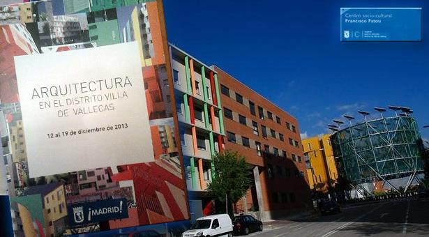 Villa de Vallecas celebra 'Arquitectura'